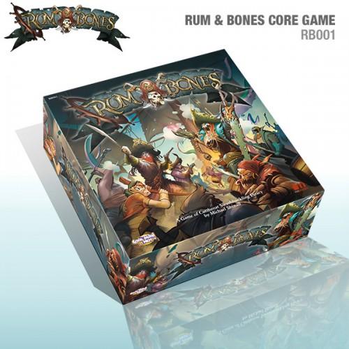 Rum & Bones: Core Game
