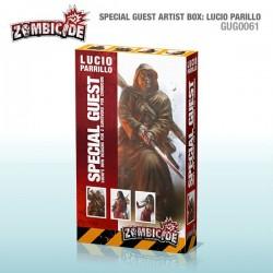 Zombicide: Special Guest Art Box Lucio Parillo