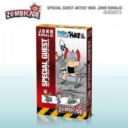 Zombicide: Special Guest Art Box John Kovalic