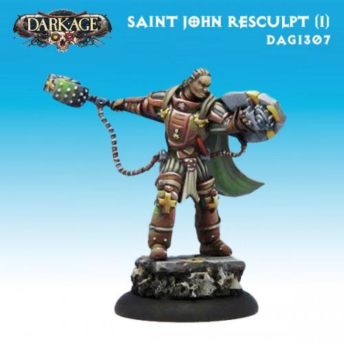 Forsaken: Saint John Resculpt