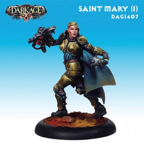 Forsaken: Saint Mary Resculpt