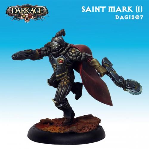 Forsaken Saint Mark (Resculpt)
