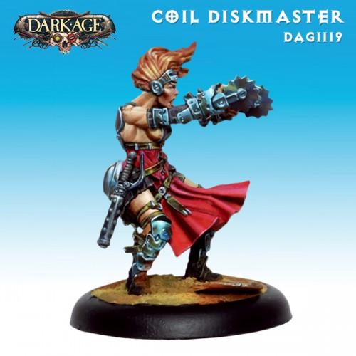 Forsaken: Coil Diskmaster (1)