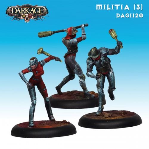 Forsaken: Militia (3)