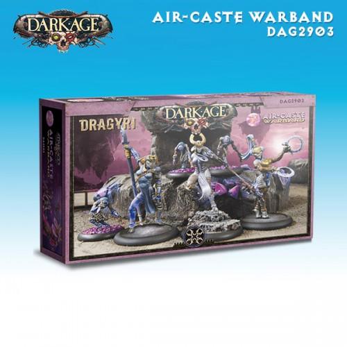 Dragyri Air Caste Warband Warband (6)