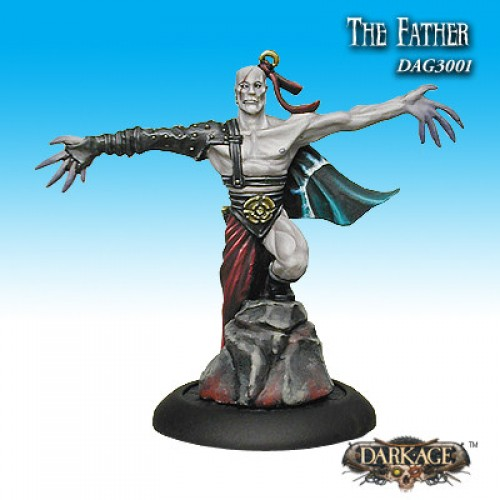 Skarrd The Father (1)