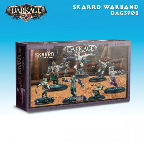 Skarrd Warband (7)