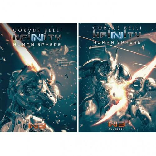 Infinity: Human Sphere N3 Rulebook