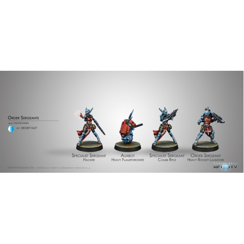 Order Sergeants (New)