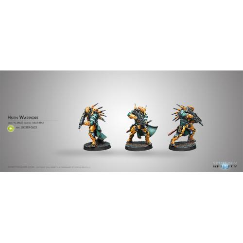 Hsien Warriors Multi-Rfile