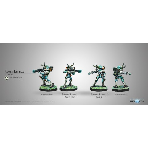 Kaauri Sentinels(SM Guns/Sniper Rifle)