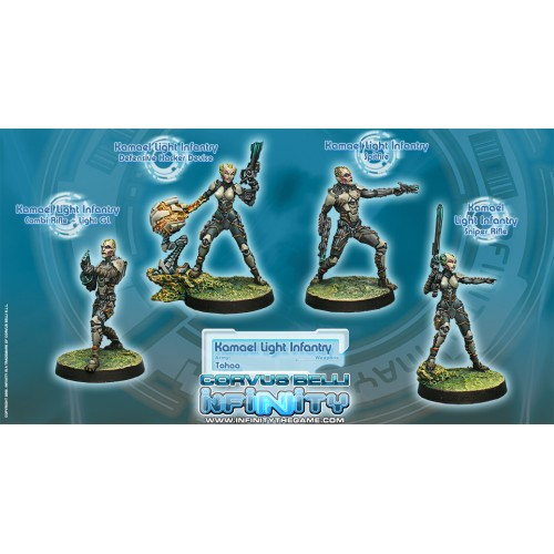 Kamael Light Infantry (4)