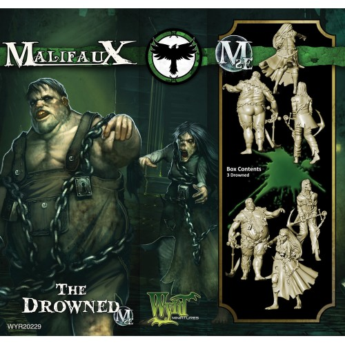 The Drowned (3 Pack)