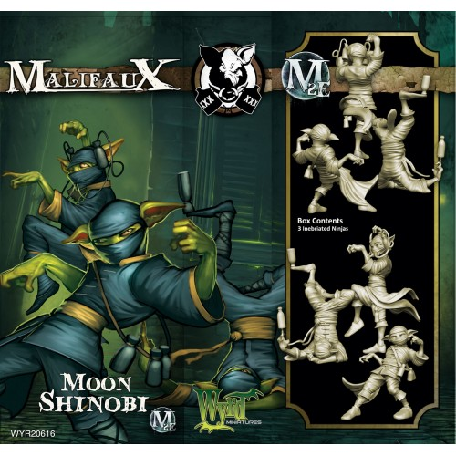 Moonshinobi (3 Pack)