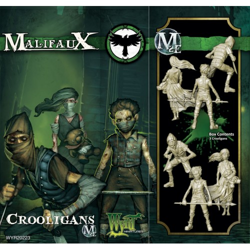 Crooligans (3 Pack)