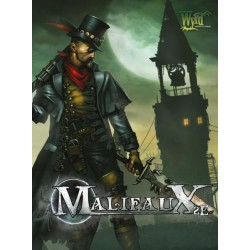 Malifaux Rulebook: Core Rules [2ND EDITION]