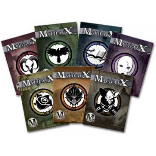 Arcanists: Arsenal Box (Wave 2)