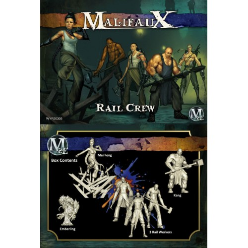 Mei Feng Box Set: Rail Crew
