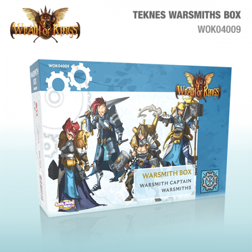 Teknes Warsmith Box