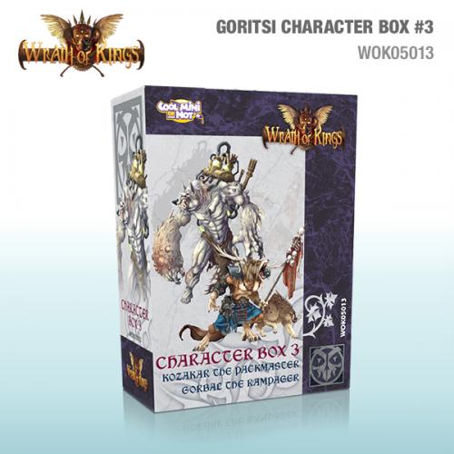 Goritsi Character Box 3