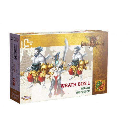 Shael Han Wrath Box