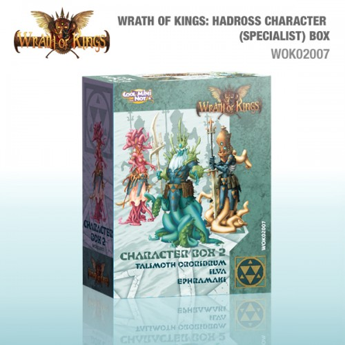 Hadross Character (Specialist) Box