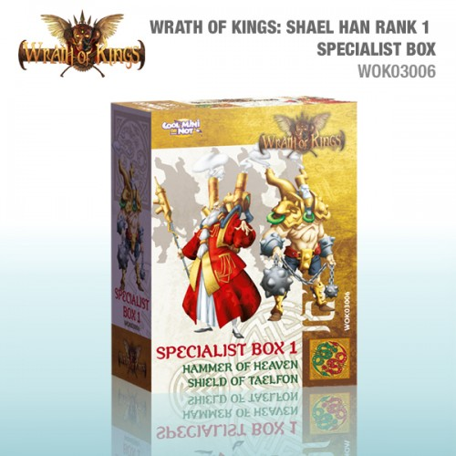 Shael Han Rank 1 Specialist Box