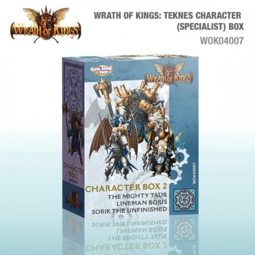 Teknes Character (Specialist) Box