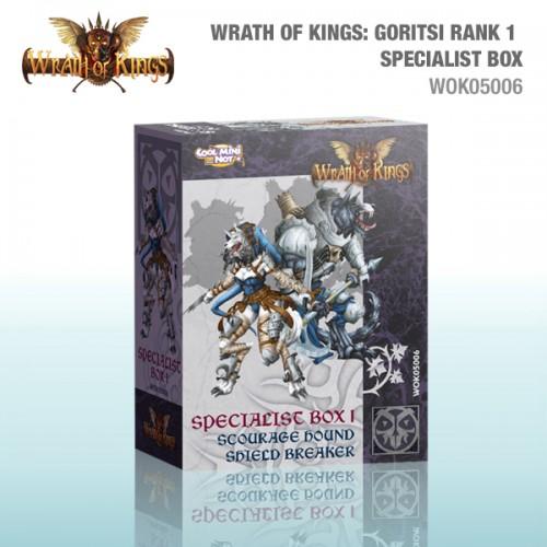 Goritsi Rank 1 Specialist Box