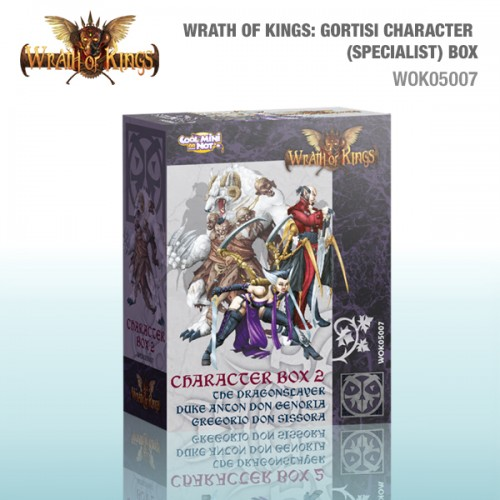 Goritsi Character (Specialist) Box
