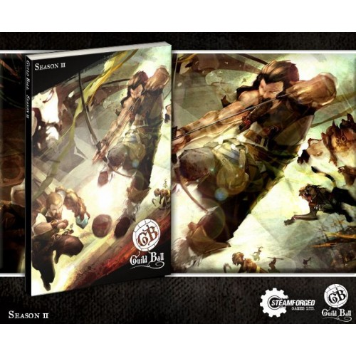 GuildBall Season 2 Rulebook