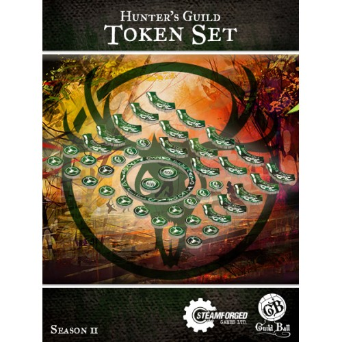 Hunters Token Set