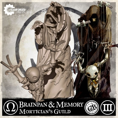 Brainpan and Memory