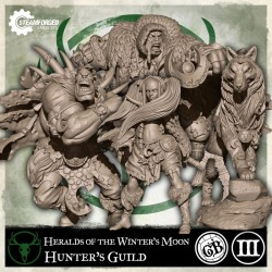 The Hunter's Guild: Heralds of the Winter's Moon Expansion