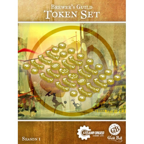 Brewer's Token Set