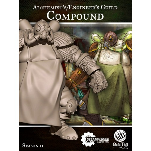 Compound (Season 2)