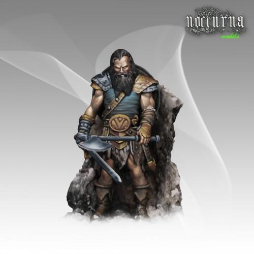 Dverg Warrior
