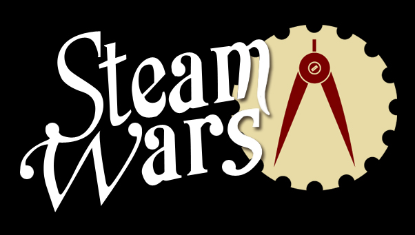 Steam Wars Logo